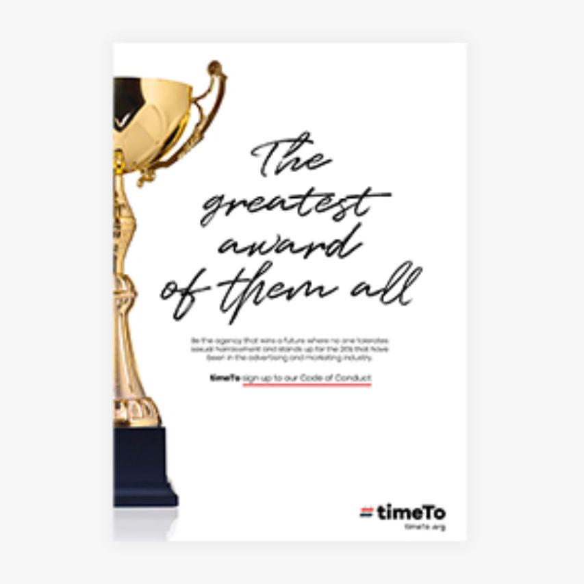 The Greatest Award